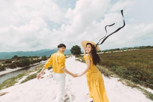 Trải nghiệm chụp ảnh cưới kết hợp du lịch nghỉ dưỡng - hình ảnh 7