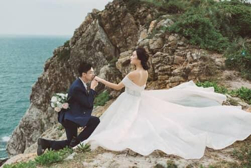 Trải nghiệm chụp ảnh cưới kết hợp du lịch nghỉ dưỡng - hình ảnh 8