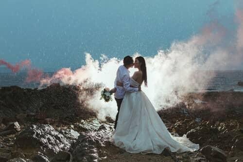 Trải nghiệm chụp ảnh cưới kết hợp du lịch nghỉ dưỡng - hình ảnh 9
