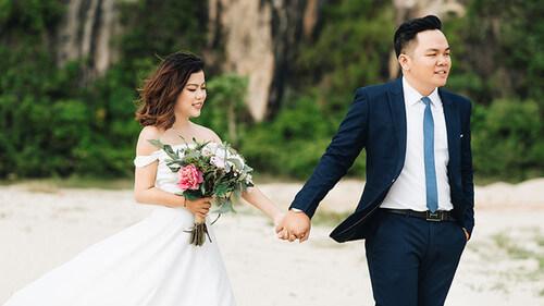 Tuyệt chiêu để có bộ ảnh cưới ý nghĩa, tiết kiệm - hình ảnh 1