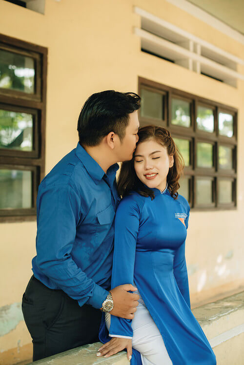 Tuyệt chiêu để có bộ ảnh cưới ý nghĩa, tiết kiệm - hình ảnh 2