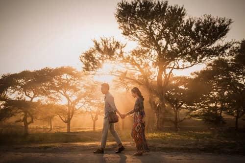Uyên ương chạy đua cùng mặt trời khi chụp ảnh cưới ở Bagan - hình ảnh 10