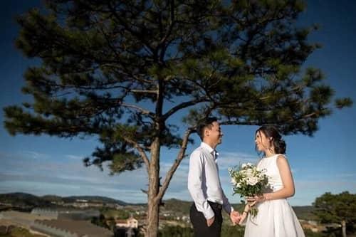 Uyên ương TPHCM chụp ảnh cưới có '1-0-2' ở sân golf - hình ảnh 10