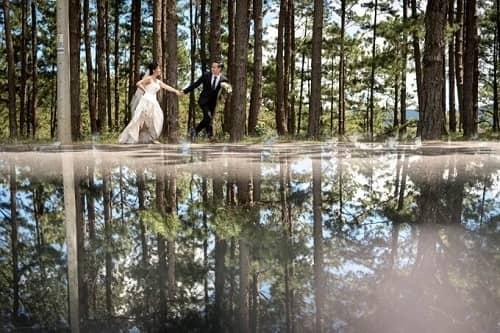 Uyên ương TPHCM chụp ảnh cưới có '1-0-2' ở sân golf - hình ảnh 11