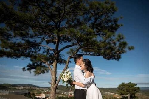 Uyên ương TPHCM chụp ảnh cưới có '1-0-2' ở sân golf - hình ảnh 12