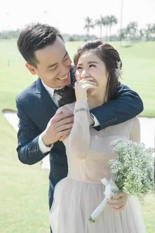 Uyên ương TPHCM chụp ảnh cưới có '1-0-2' ở sân golf - hình ảnh 17