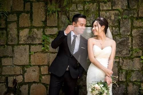 Uyên ương TPHCM chụp ảnh cưới có '1-0-2' ở sân golf - hình ảnh 18