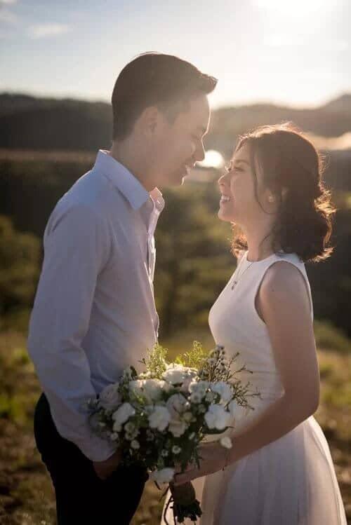 Uyên ương TPHCM chụp ảnh cưới có '1-0-2' ở sân golf - hình ảnh 19