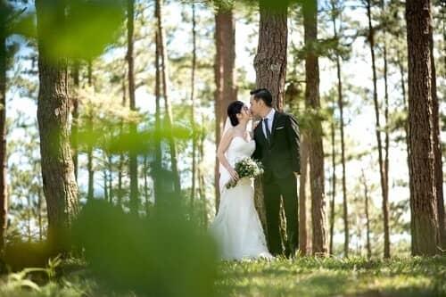 Uyên ương TPHCM chụp ảnh cưới có '1-0-2' ở sân golf - hình ảnh 22