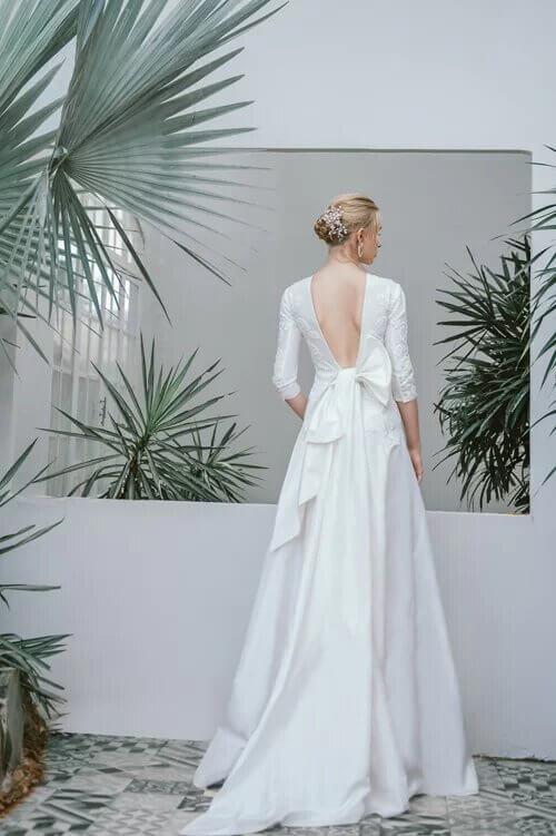 Xu hướng váy cưới boho chic cho mùa thu đông - hình ảnh 5
