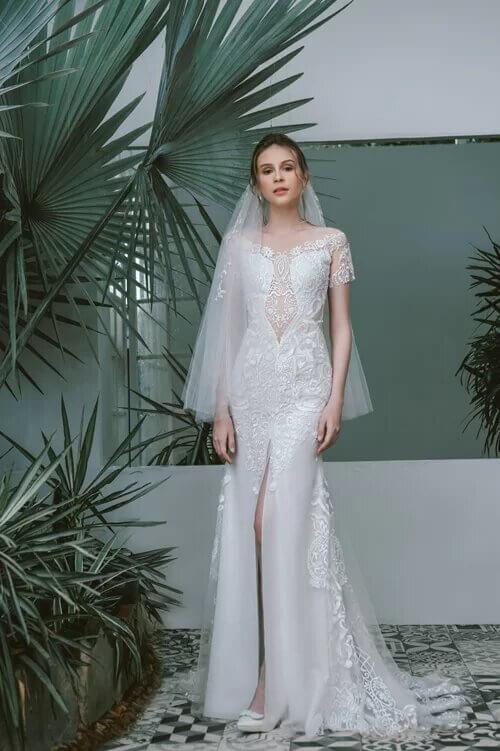 Xu hướng váy cưới boho chic cho mùa thu đông - hình ảnh 6