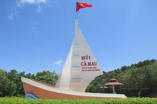 Những địa điểm chụp ảnh cưới đẹp nhất tại Cà Mau - hình ảnh 1