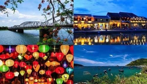 Tổng hợp những địa điểm chụp ảnh cưới đẹp nhất ở miền Trung