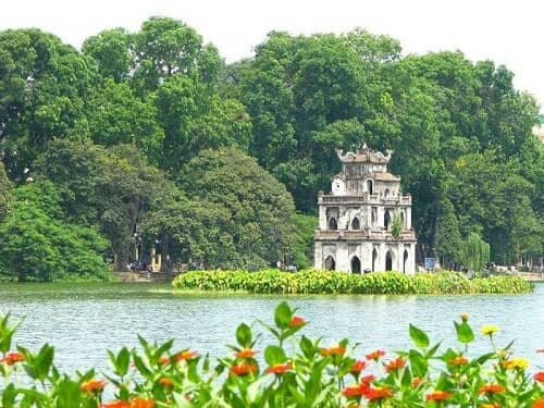 Những địa điểm chụp ảnh cưới đẹp nhất tại Hà Nội - hình ảnh 5
