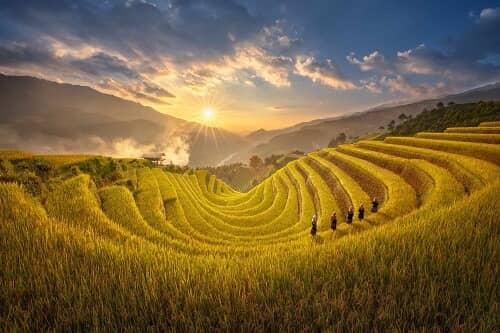 Những địa điểm chụp ảnh cưới đẹp nhất tại Yên Bái - hình ảnh 1