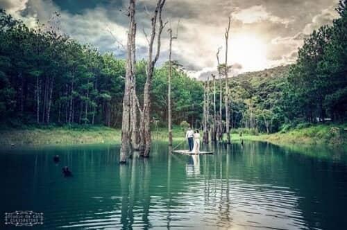 Những địa điểm chụp ảnh cưới đẹp nhất tại Đà Lạt - hình ảnh 7