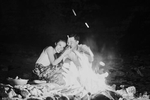 Ảnh cưới thơ mộng giữa khung cảnh Lý Sơn hùng vĩ - hình ảnh 11