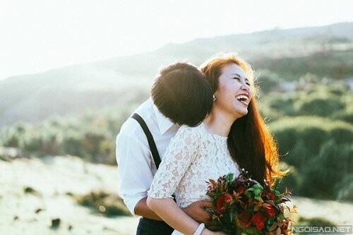Ảnh cưới thơ mộng giữa khung cảnh Lý Sơn hùng vĩ - hình ảnh 4