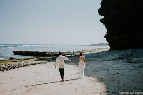Ảnh cưới thơ mộng giữa khung cảnh Lý Sơn hùng vĩ - hình ảnh 8