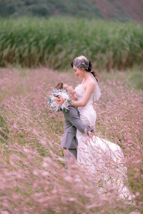 Đồng hoa mào gà, điểm chụp ảnh cưới mới tại Đà Nẵng - hình ảnh 5