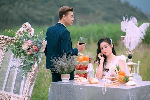 Đồng hoa mào gà, điểm chụp ảnh cưới mới tại Đà Nẵng - hình ảnh 8