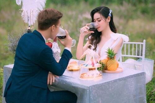 Đồng hoa mào gà, điểm chụp ảnh cưới mới tại Đà Nẵng - hình ảnh 9