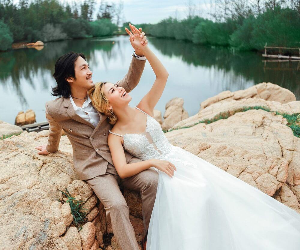 Báo giá chụp ảnh cưới Hồ Cốc - Vũng Tàu