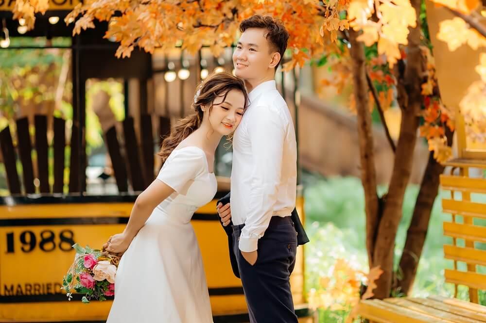 Báo giá chụp ảnh cưới phim trường Alibaba