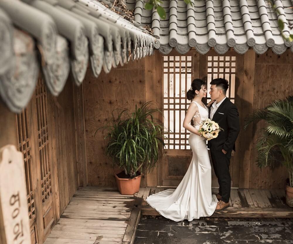 Báo giá chụp ảnh cưới phim trường Lamour