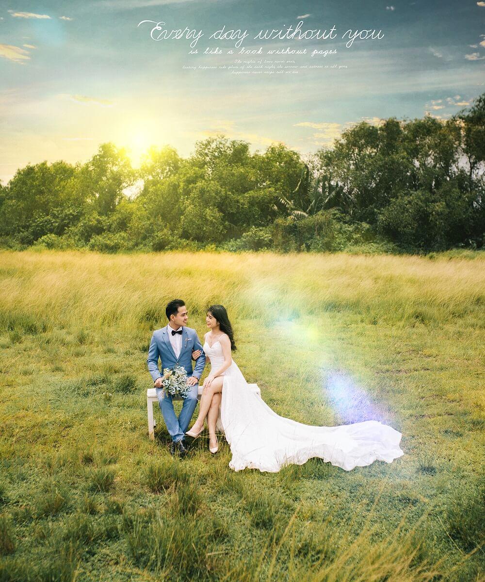 Báo giá chụp ảnh cưới phim trường Paris