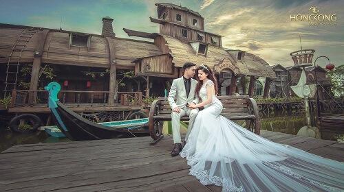 Ngất ngây với 20 phim trường chụp ảnh cưới đẹp nhất ở Hà Nội - hình ảnh 1