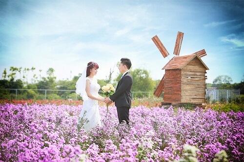 Ngất ngây với 20 phim trường chụp ảnh cưới đẹp nhất ở Hà Nội - hình ảnh 10