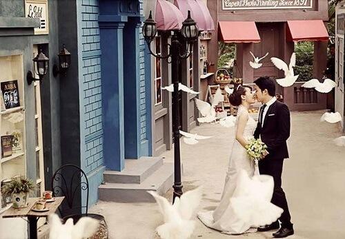 Ngất ngây với 20 phim trường chụp ảnh cưới đẹp nhất ở Hà Nội - hình ảnh 13