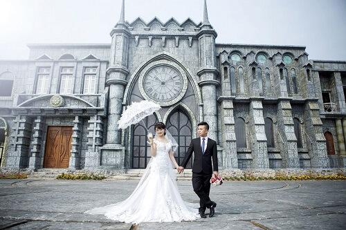 Ngất ngây với 20 phim trường chụp ảnh cưới đẹp nhất ở Hà Nội - hình ảnh 17