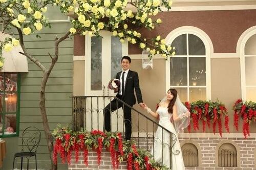 Ngất ngây với 20 phim trường chụp ảnh cưới đẹp nhất ở Hà Nội - hình ảnh 19