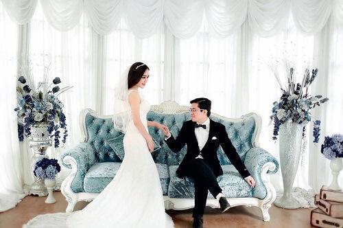 Ngất ngây với 20 phim trường chụp ảnh cưới đẹp nhất ở Hà Nội - hình ảnh 2