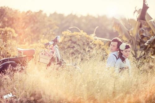 Ngất ngây với 20 phim trường chụp ảnh cưới đẹp nhất ở Hà Nội - hình ảnh 20
