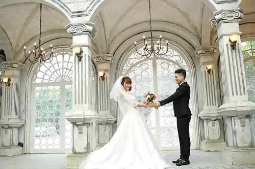 Ngất ngây với 20 phim trường chụp ảnh cưới đẹp nhất ở Hà Nội - hình ảnh 3