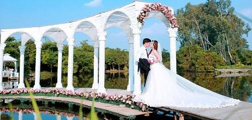 Ngất ngây với 20 phim trường chụp ảnh cưới đẹp nhất ở Hà Nội - hình ảnh 4