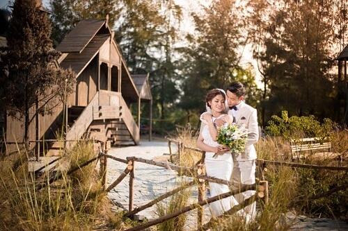 Ngất ngây với 20 phim trường chụp ảnh cưới đẹp nhất ở Hà Nội - hình ảnh 5