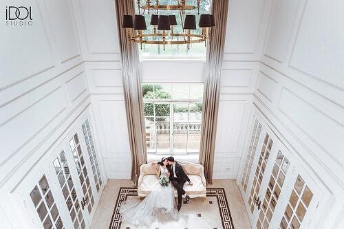 Ngất ngây với 20 phim trường chụp ảnh cưới đẹp nhất ở Hà Nội - hình ảnh 8