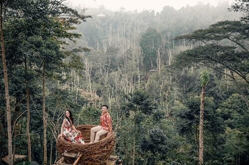 Ngẩn Ngơ Trước Album ảnh Cưới đẹp Như Thiên đường Tại Bali