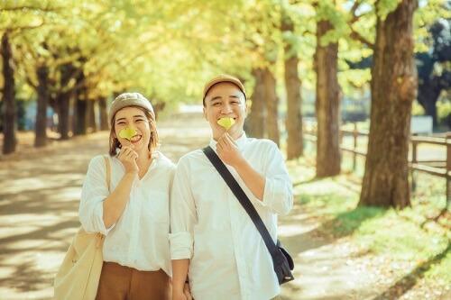 Ảnh cưới 15 triệu đồng giữa nắng thu Tokyo - hình ảnh 1