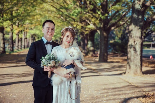 Ảnh cưới 15 triệu đồng giữa nắng thu Tokyo - hình ảnh 7