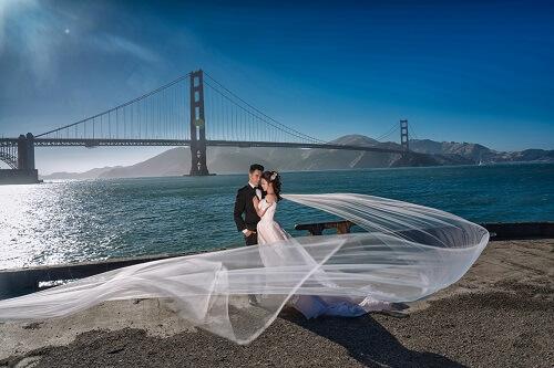 Ảnh cưới ở San Francisco của cặp 9X - hình ảnh 11