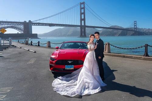 Ảnh cưới ở San Francisco của cặp 9X - hình ảnh 12
