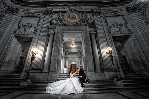Ảnh cưới ở San Francisco của cặp 9X - hình ảnh 4
