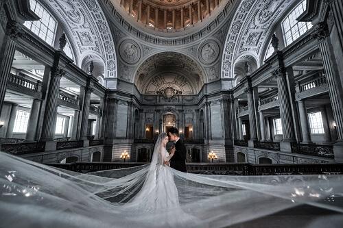 Ảnh cưới ở San Francisco của cặp 9X - hình ảnh 5