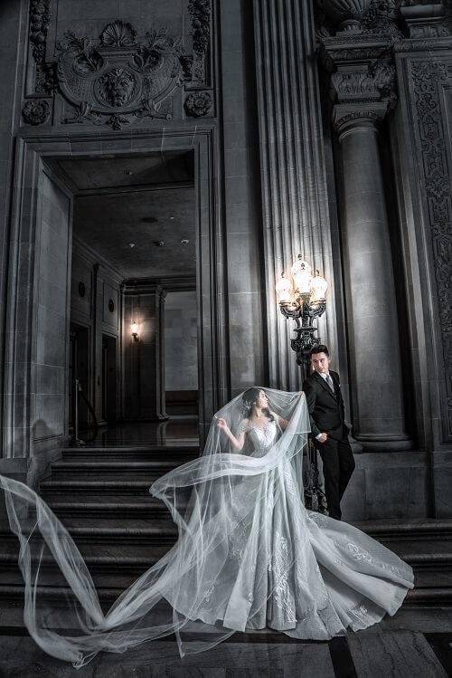 Ảnh cưới ở San Francisco của cặp 9X - hình ảnh 6