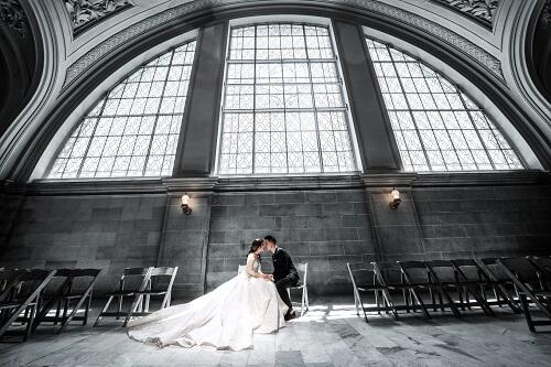 Ảnh cưới ở San Francisco của cặp 9X - hình ảnh 7